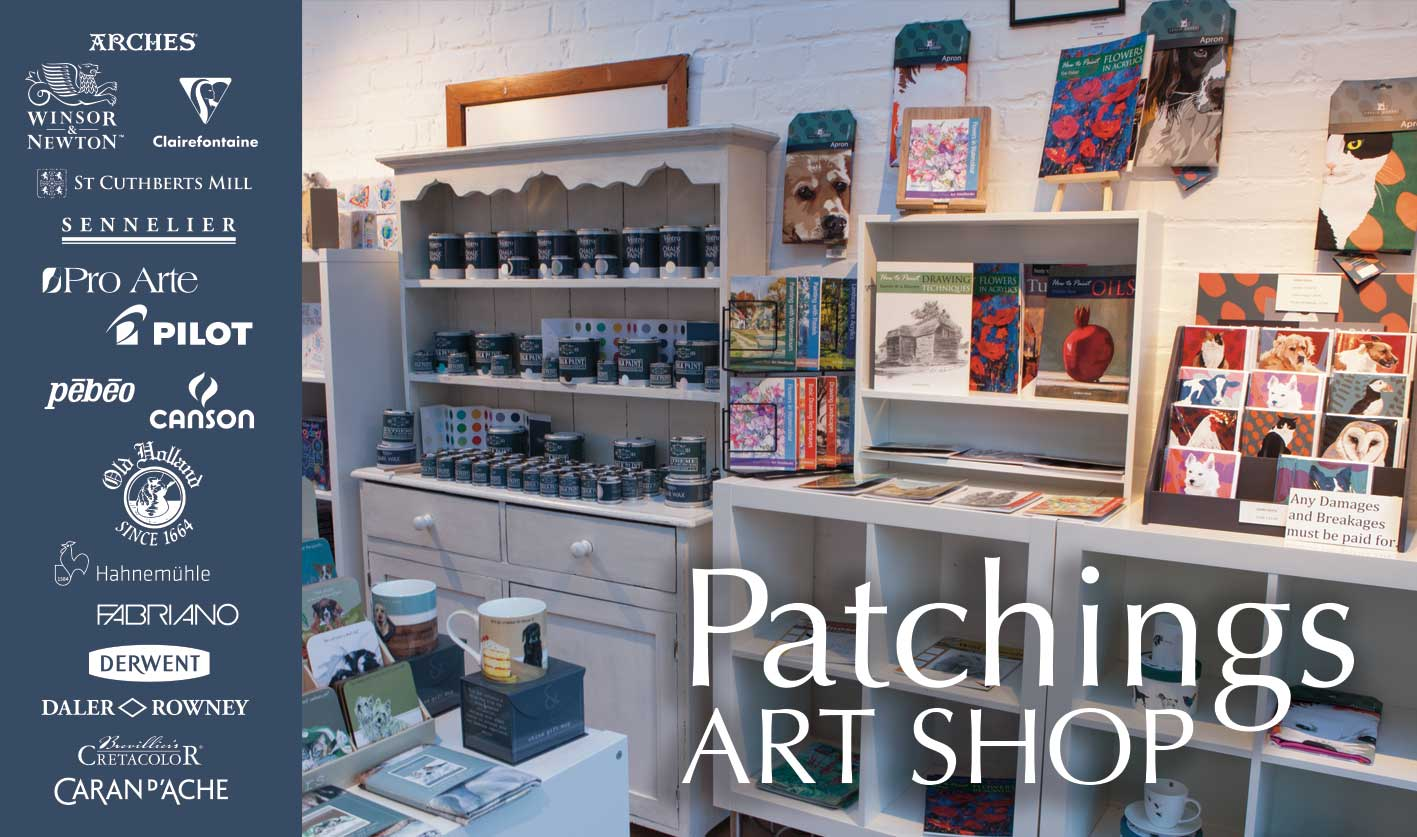 Art Shop patchings art centre – art shop